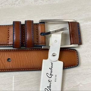 NWT Robert Graham leather belts Men's
